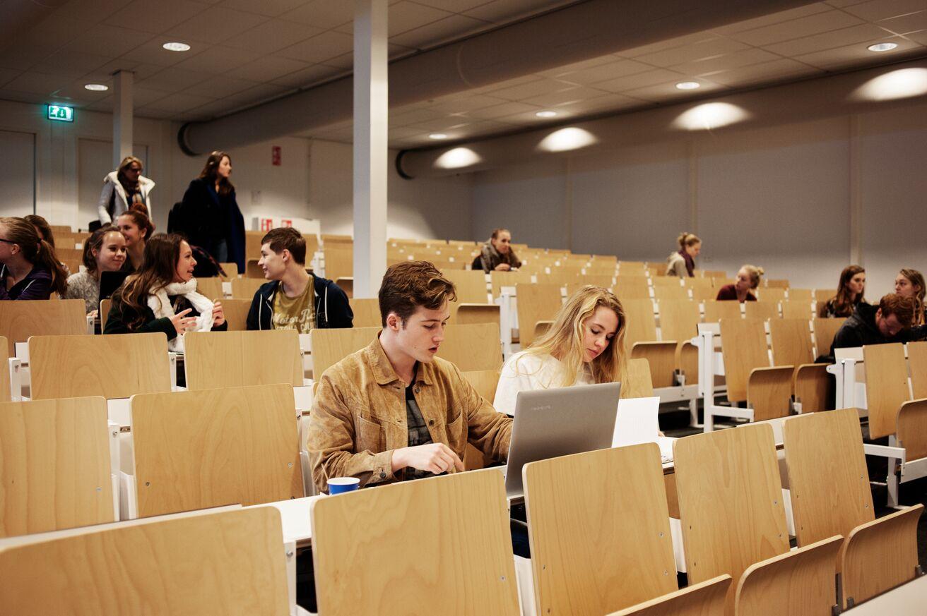 College zaal